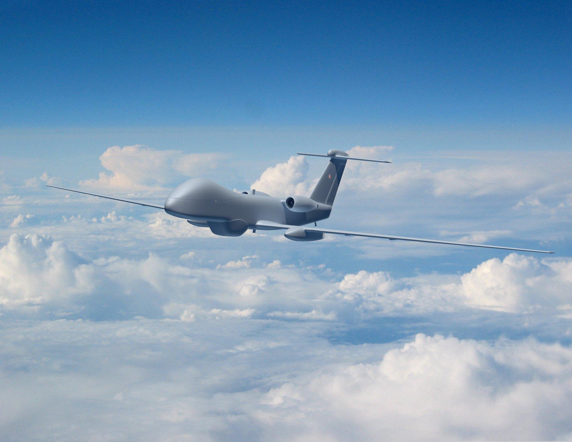 GE Aviation Czech chce dodávat motory pro evropský dron