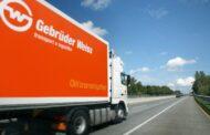 Objem přeprav Gebrüder Weiss byl v prvním čtvrtletí 2021 na vzestupu