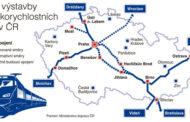 Rychlodráhy v ČR by mohlo využívat 130.000 lidí denně, první vlaky vyjedou 2028