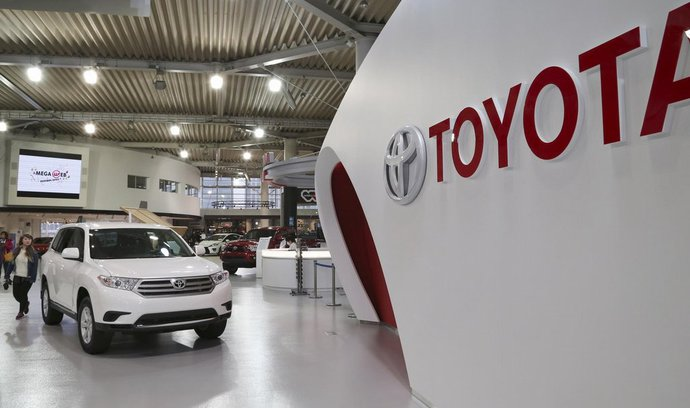 Toyota koupí od Lyft její divizi samořídících vozů za 550 milionů USD