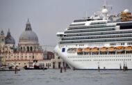 Italský parlament schválil zákaz kotvení velkých lodí v Benátkách