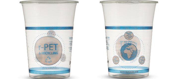Udržitelnost – Kelímky z rPET od Greiner Packaging přicházejí…
