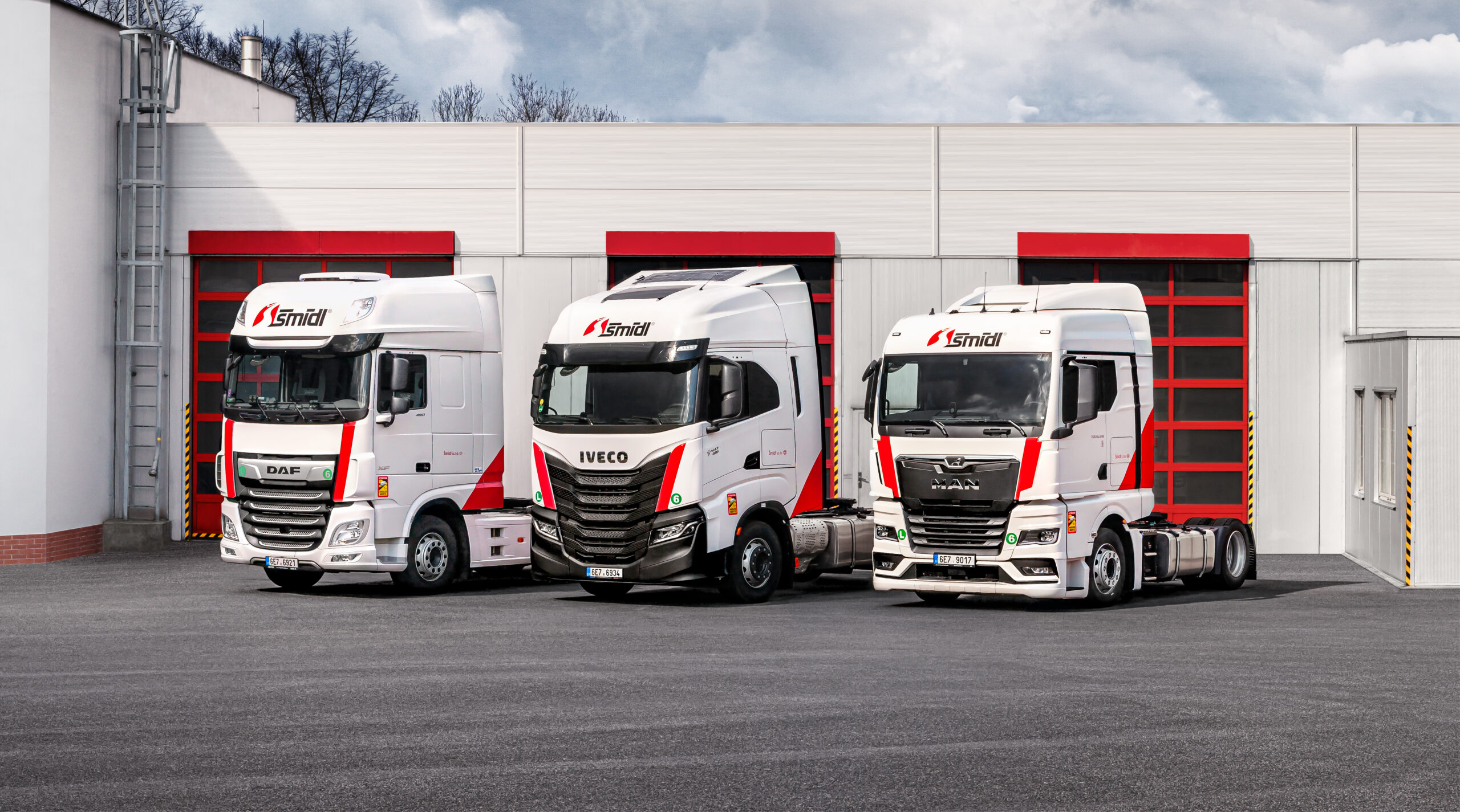 Holding Šmídl se opět rozrůstá: nakupuje nové kamiony i speciální techniku
