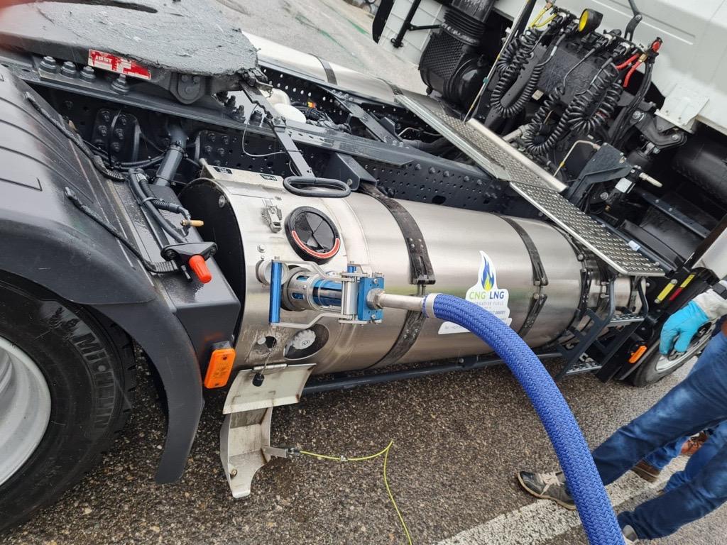 Společnost GEFCO testuje využití alternativního pohonu v logistice, cílem je snižovat uhlíkovou stopu