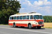 Dopravní nostalgie potěší fandy dopravy, historie i retro stylu