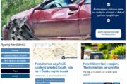Startuje projekt Portalnehod.cz. Upozorní na lokality s nejčastějším výskytem dopravních nehod na území České republiky