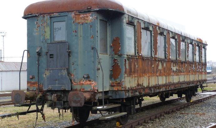 České dráhy prodají část svých historických vozů technickému muzeu