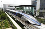 Čína představila magnetický vlak, jenž vyvine rychlost až 600 km/h