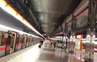 Mobilním signálem byly pokryty další čtyři stanice metra