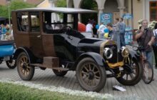 Vítězem 16. ročníku ankety Dědeček automobil je Praga z roku 1914