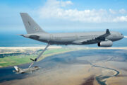 Česká armáda poprvé využila letadlo z mezinárodní transportní letky