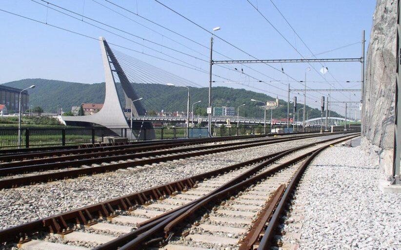 Správa železnic přišla s variantou trasy rychlodráhy Praha-Drážďany přes Ústí