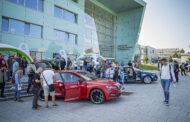 ŠKODA AUTO podporuje univerzitní vzdělávání zaměřené na elektromobilitu prostřednictvím roadshow ŠKODA iV DAY